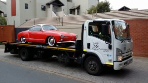 towing Newcastle