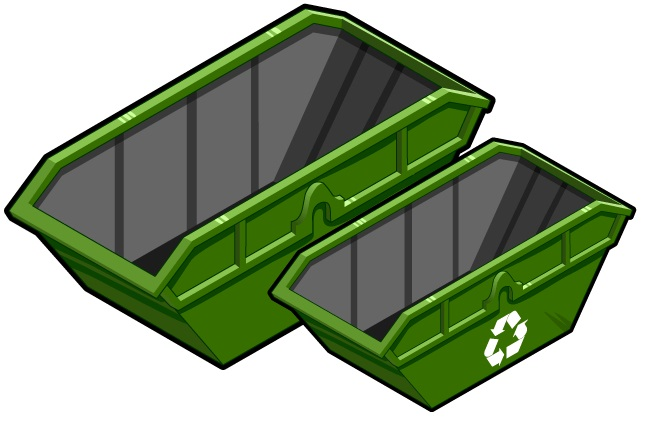 best Skip bins