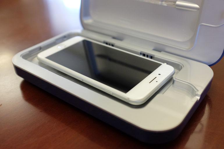 Smartphone Sanitizer