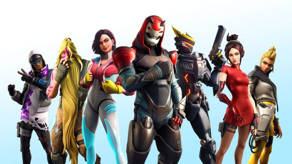 Strategies to look for fortnite battle royale account
