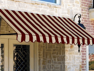 awnings increase