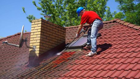 Roof Cleaning and repairing Service