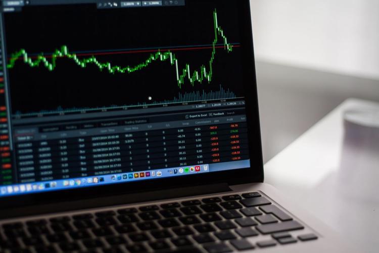 online stock market account