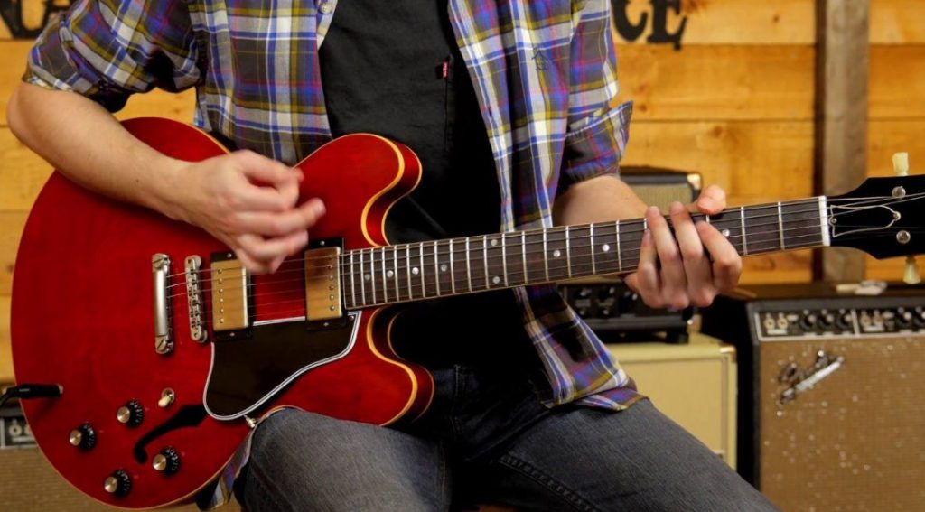 Best Semi Hollow Body Guitars